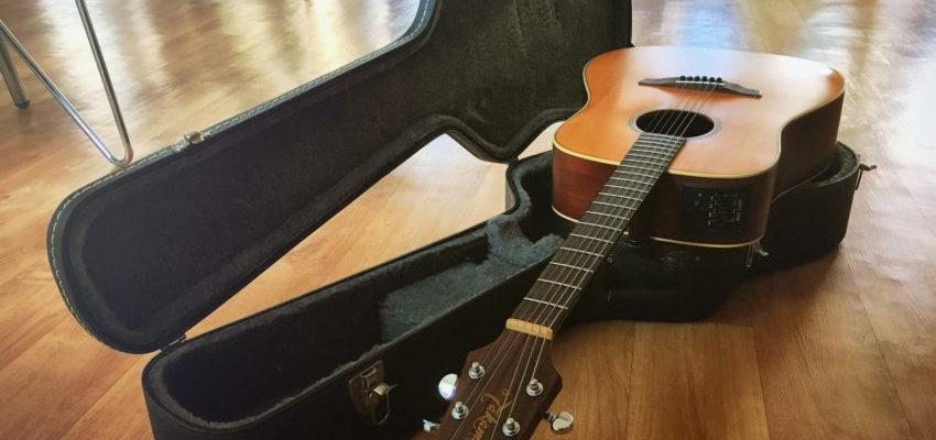Bien emballer une guitare